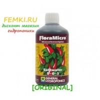Flora Micro ORIGINAL 0.5 GHE для жёсткой воды