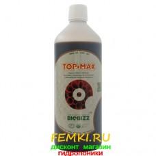Купить органическое удобрение Biobizz Top Max 1 л. - Femki.ru