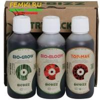 Комплект удобрений BioBizz indoor try pack