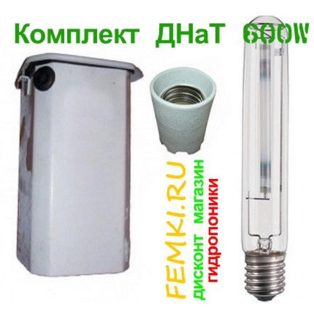 электронная схема люминисцентных ламп