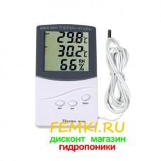 Купить Термогигрометр электронный - Femki.ru