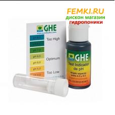 Купить жидкий PH тестер GHE - Femki.ru